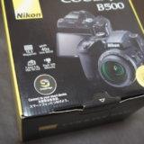 nikon coolpix b500 カメラ コンデジ