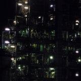 工場夜景 ジャングルクルーズ Nikon COOLPIX B500 ナイトクルーズ クルージング