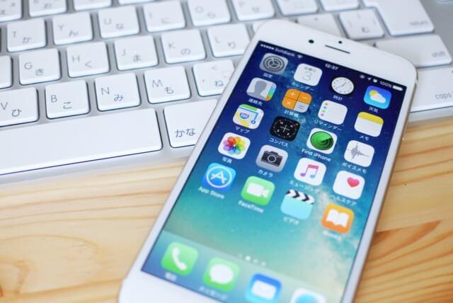 iPhone6s リコール 無料バッテリー交換 本体交換