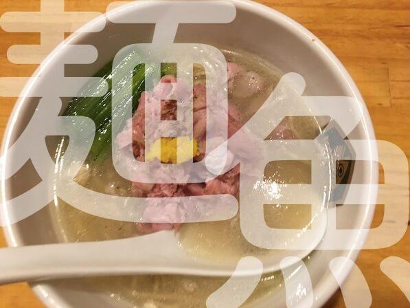 麺魚 真鯛 ラーメン 錦糸町 人気店 魚介系