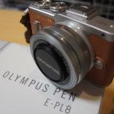 OLYMPUS ミラーレス一眼 PEN E-PL8 購入 レビュー