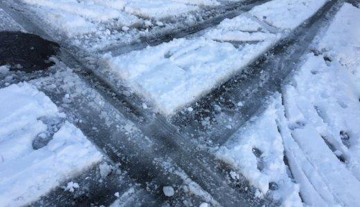 【autoTrac】雪道には鉄チェーンが最強だけど今めっちゃ手軽!スタッドレスやオールシーズンタイヤに過信しないように!