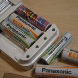 パナソニック エボルタ panasonic evolta 充電池 エネループ