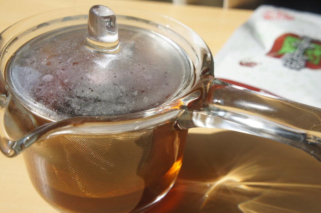 ダイエット プーアール茶 ダイエットティー 感想 口コミ レビュー プーアル茶