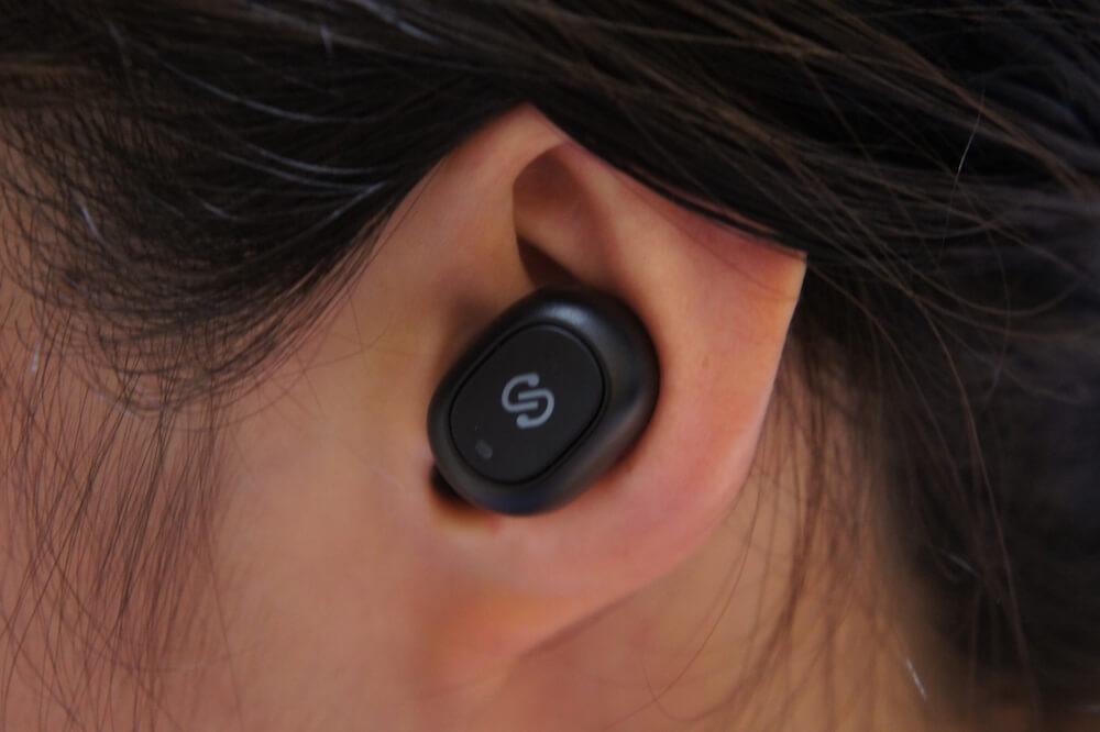 SoundPEATS サウンドピーツ TrueFree+ 完全ワイヤレスイヤホン Bluetooth Amazon アマゾン レビュー 感想 口コミ