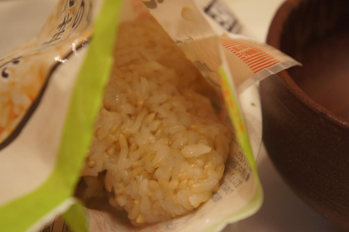 発芽玄米 底力 芽の出た レトルト パウチ レンチン 電子レンジ