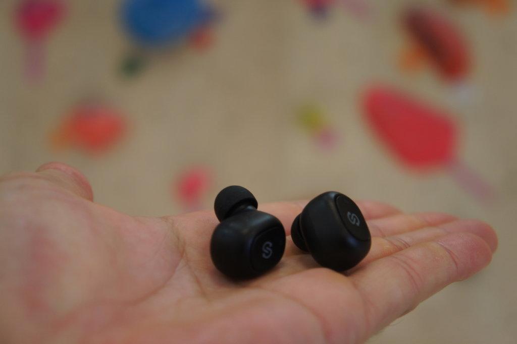SoundPEATS サウンドピーツ TrueFree+ 完全ワイヤレスイヤホン Bluetooth Amazon アマゾン レビュー 感想 口コミ ボルダリング