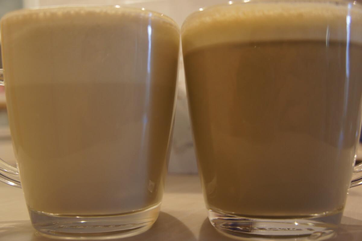 <h3>牛乳でモリンガプロテインを作成!</h3>