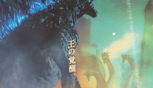 【ネタバレ有り感想】「GODZILLA(ゴジラ)キング・オブ・モンスターズ」次回作が心配になるぐらい最高でした!